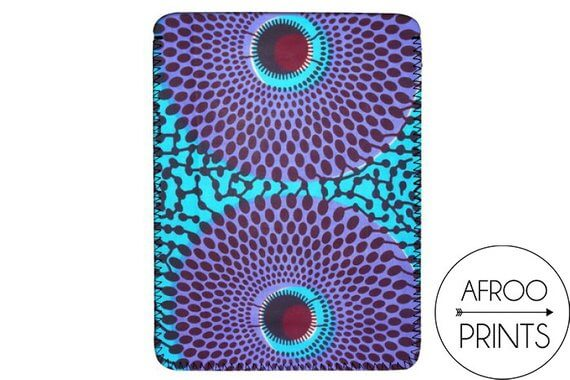 [:fr]Etui de tablette imprimés wax Afrooprints [:]